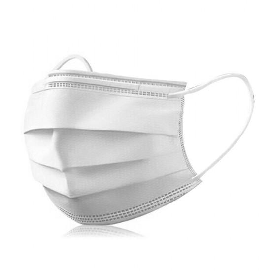 3 Katlı Cerrahi Maske Lastikli 50 Adet